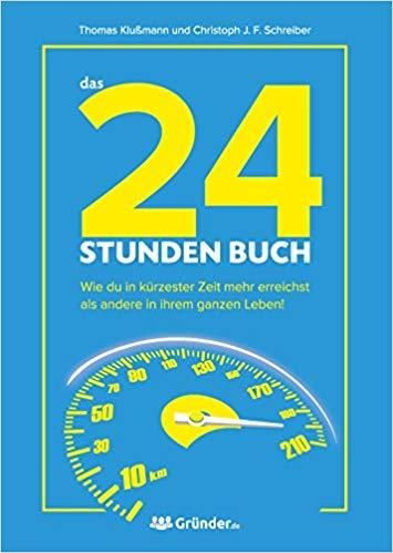 GRATIS BUCH: Das 24 Stunden Buch
