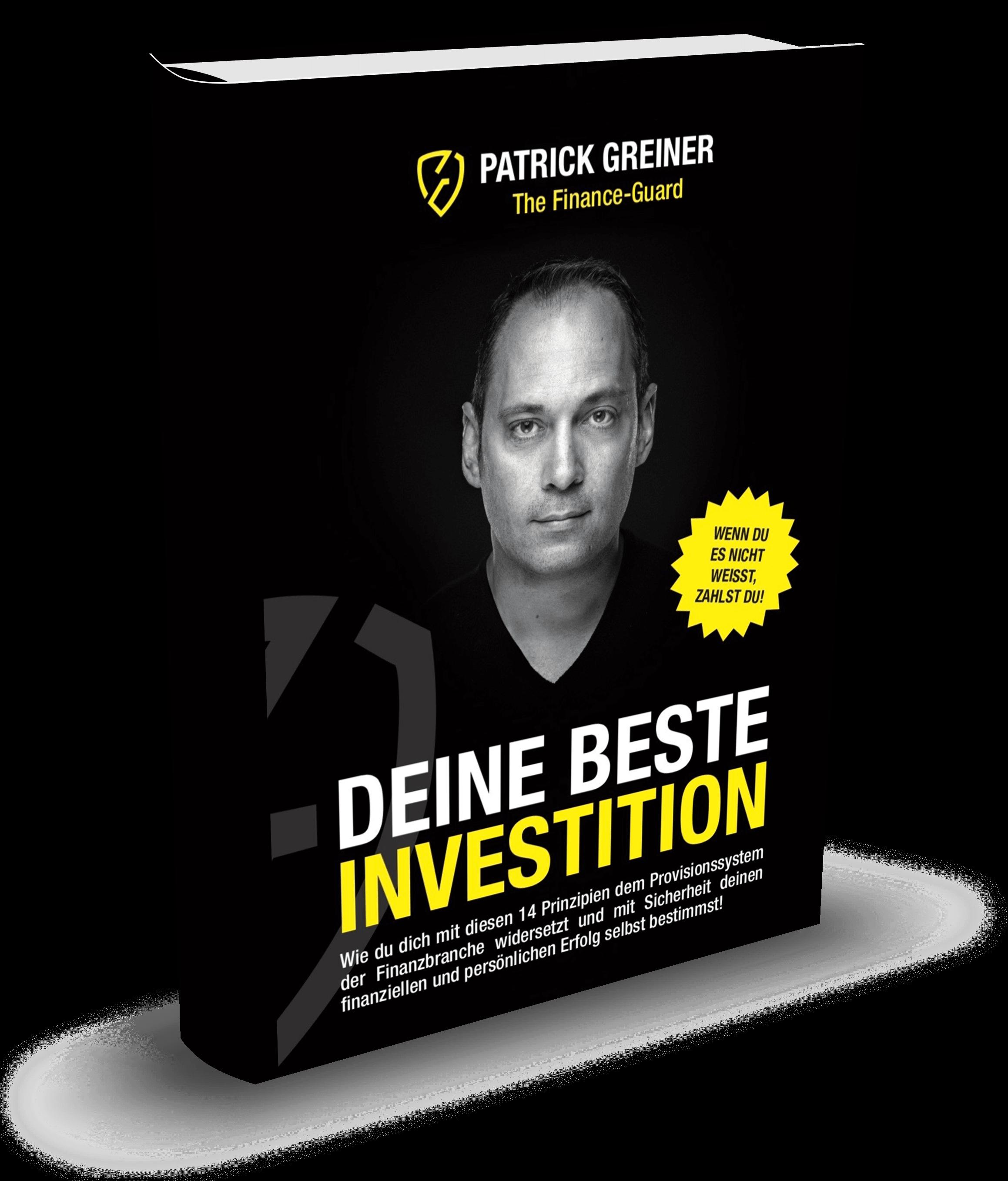 Gratis Buch: Deine Beste Investition