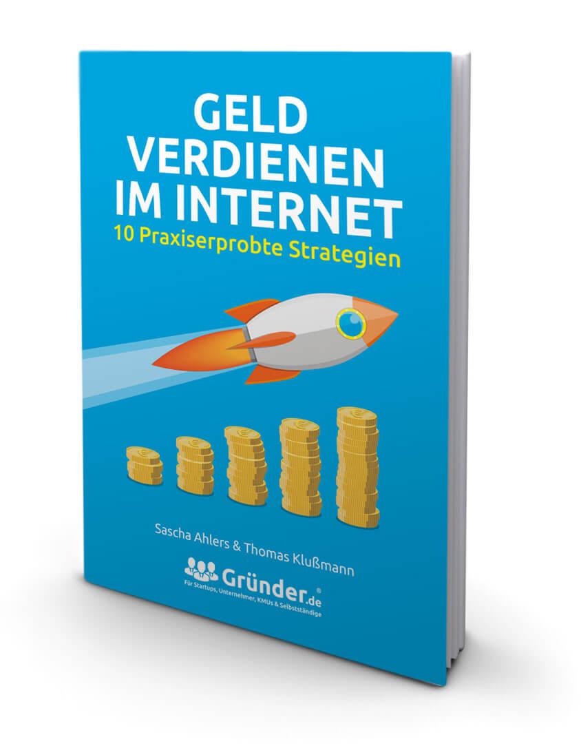 GRATIS BUCH: Geld verdienen im Internet