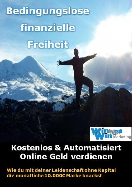 Gratis Buch: Bedingungslose Finanzielle Freiheit
