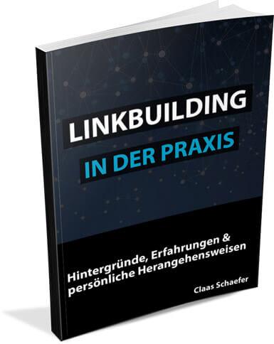 GRATIS BUCH: Backlinks aufbauen – Linkbuilding in der Praxis