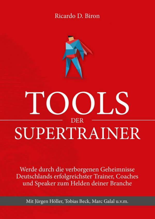 GRATIS BUCH: Tools der Supertrainer