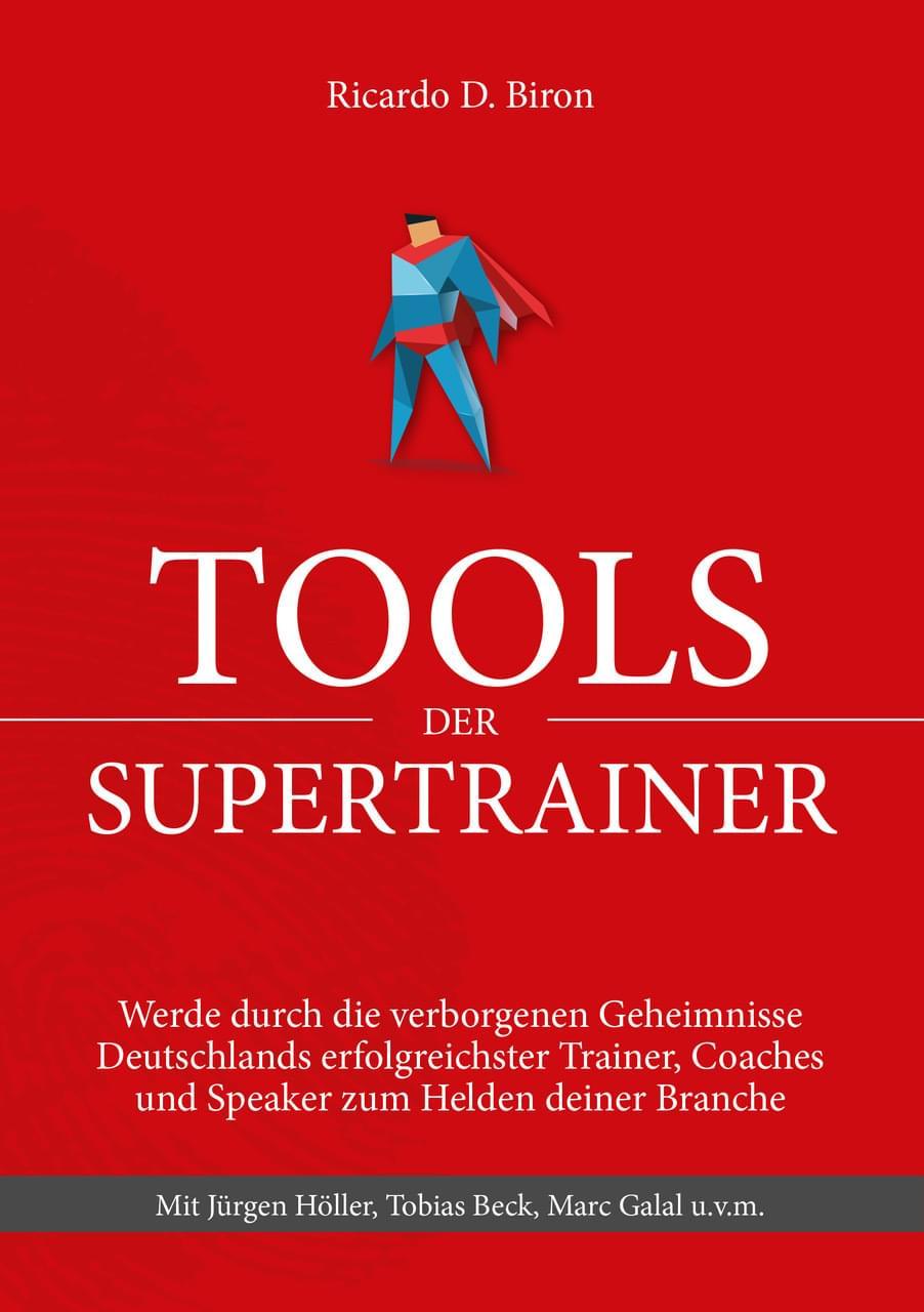 GRATIS BUCH: Tools der Supertrainer