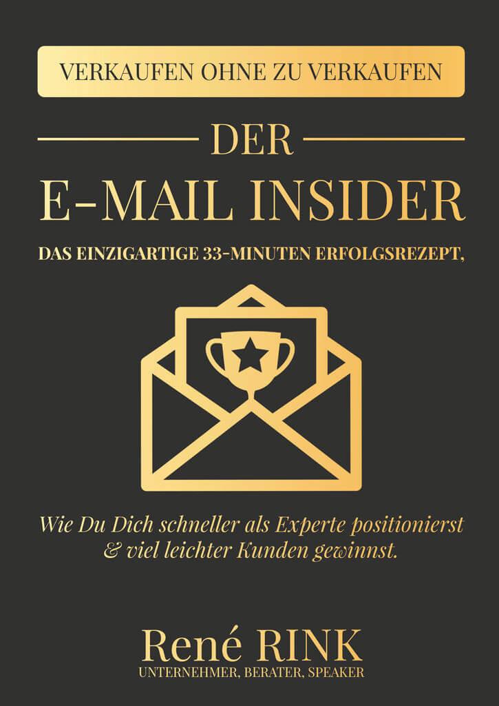 GRATIS BUCH: Der E-Mail Insider