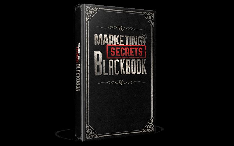 GRATIS BUCH: Marketing Secrets Blackbook