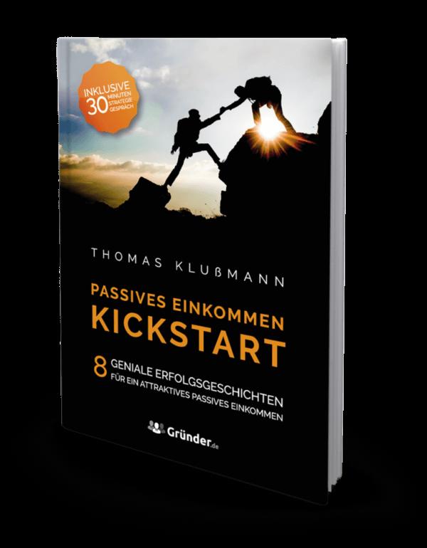 GRATIS BUCH: Passives Einkommen: Kickstart