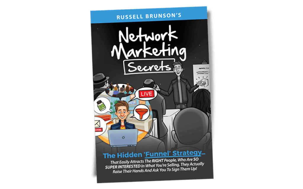 GRATIS BUCH: Network Marketing Secrets