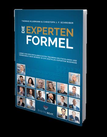 GRATIS BUCH: Die Experten Formel