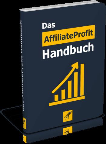 AffiliateProfit Handbuch inkl. Bonus-Inhalte