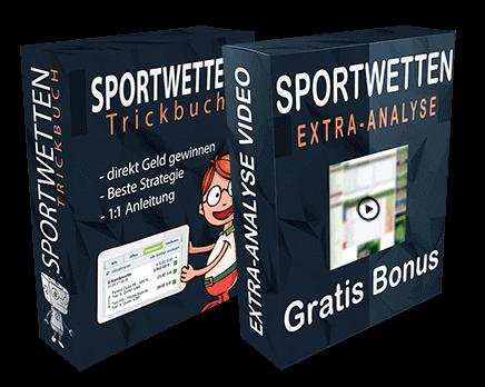 Sportwetten Trickbuch