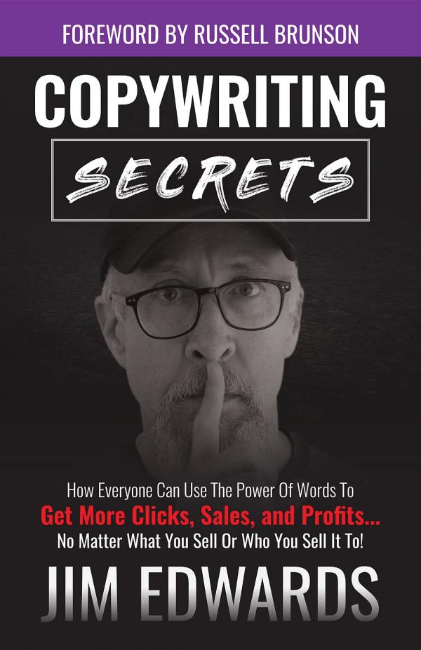 GRATIS BUCH: Copywriting Secrets