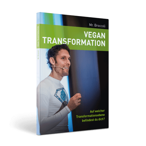 GRATIS BUCH: Vegan Transformation