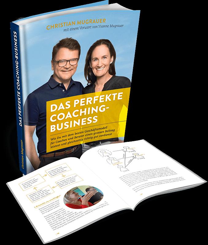 GRATIS BUCH: Das perfekte Coaching-Business