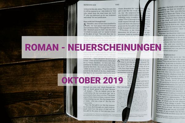 roman neuerscheinungen 2019 oktober