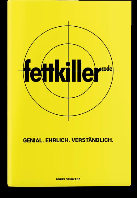 Gratis Buch: Fettkiller Code