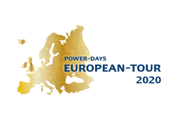 power days 2020 european tour