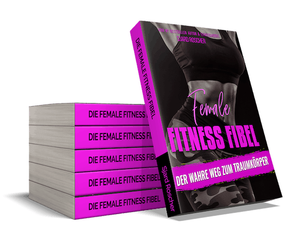 GRATIS BUCH: Die Female Fitness Fibel