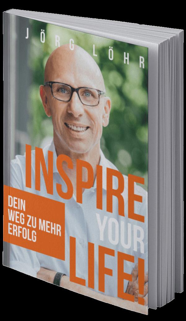 GRATIS BUCH: INSPIRE YOUR LIFE!